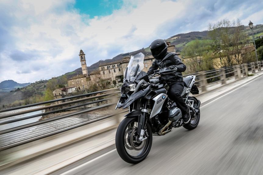 Meistverkauftetes Bike: BMW R 1200GS