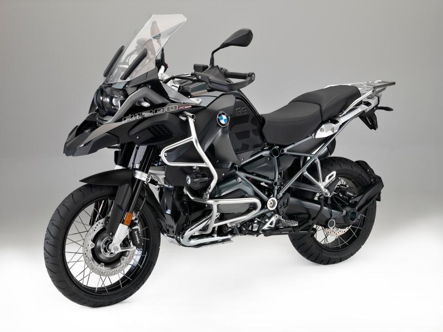BMW Motorrad präsentiert die R 1200 GS xDriveHybrid.