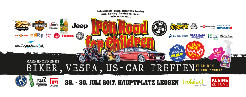 IRON ROAD for Children…