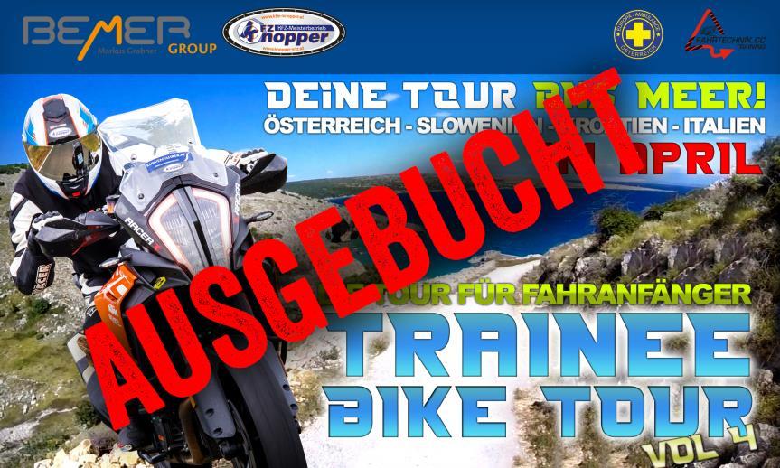 ++AUSGEBUCHT++ 1. Kurvenfahrer.at Trainee-Tour2018
