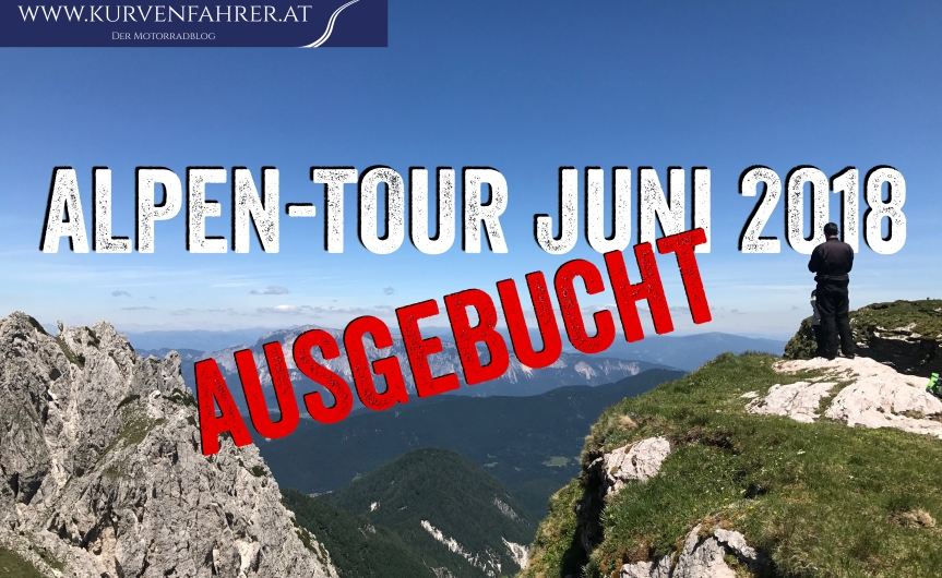 Kurvenfahrer.at Alpen-Tour 2018