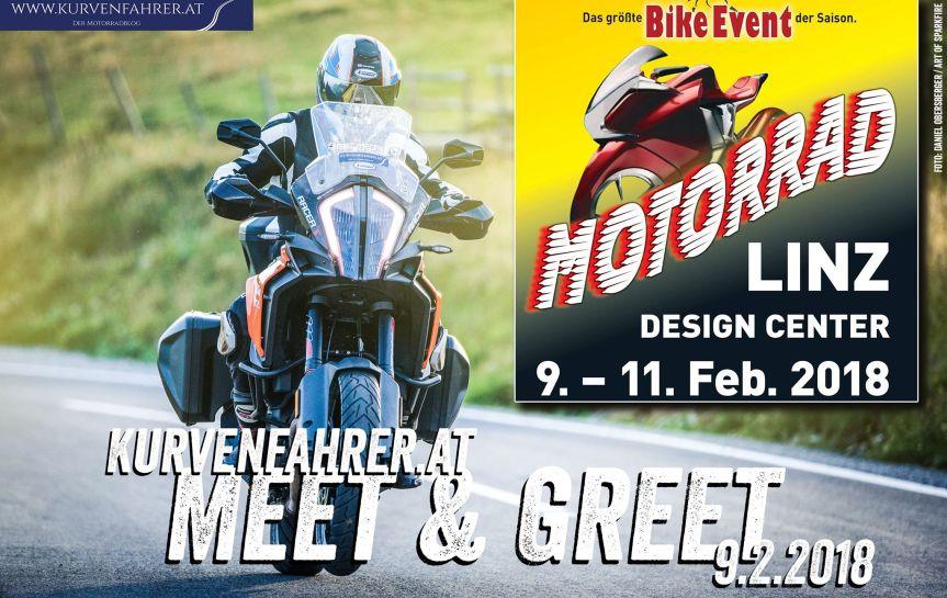 Meet & Greet auf der BikeLinz
