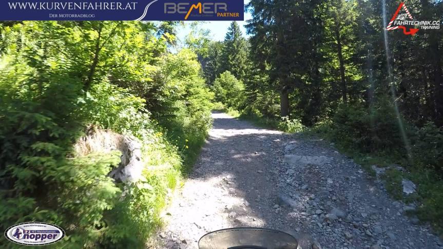 Kurvenfahrer.at Schotter-Tour Friaul
