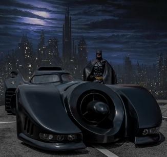 Batmobile Martin Hahn HQ