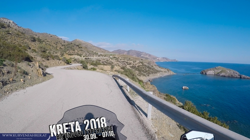 Kurvenfahrer.at Kreta Big Enduro Experience 2018