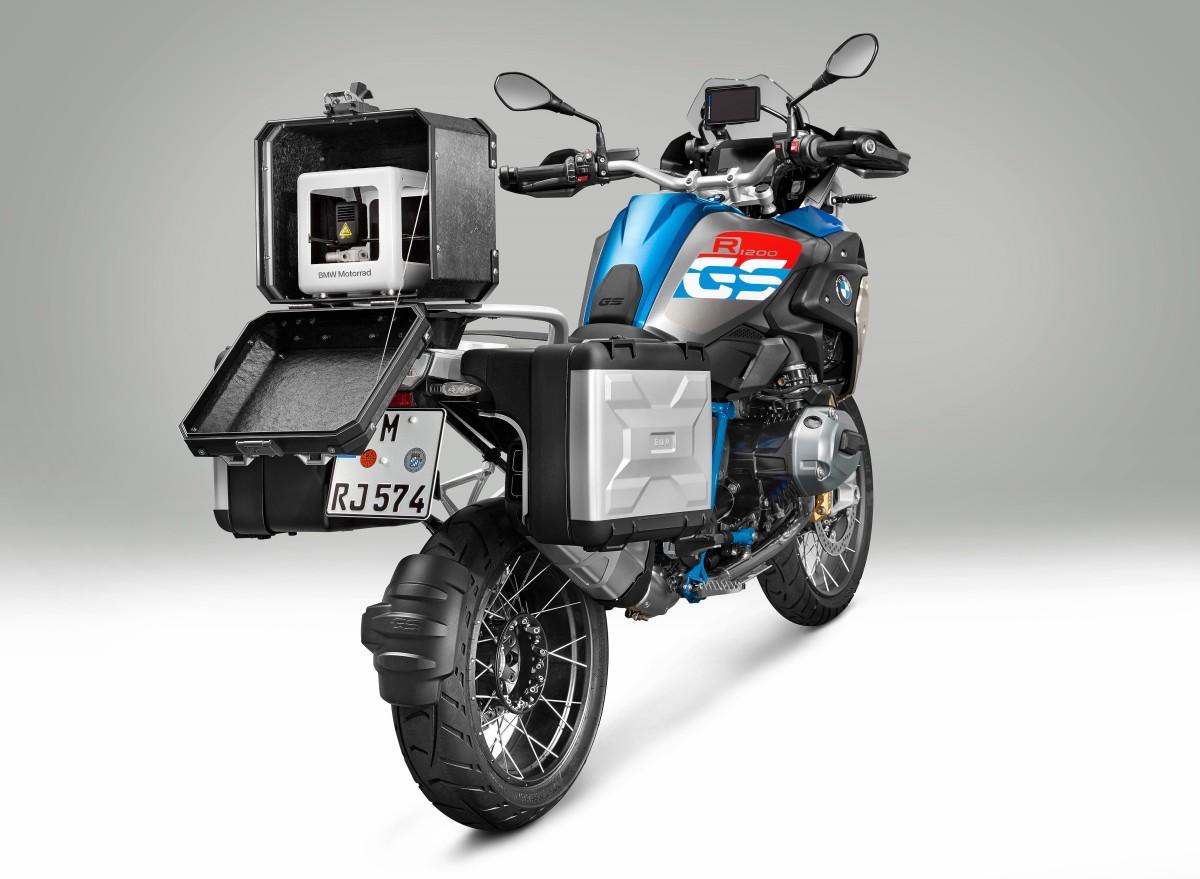 BMW Motorrad iParts revolutioniert Ersatzteilwesen