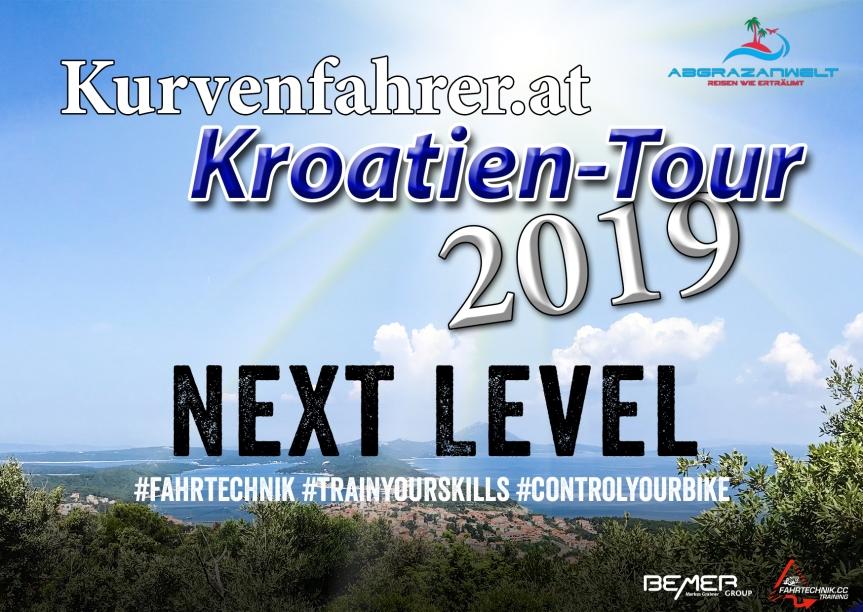 Kroatien-Touren 2019 – NextLevel