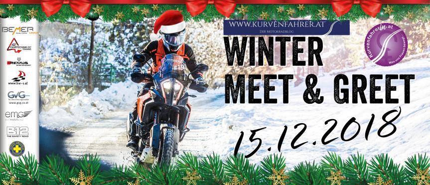 Kurvenfahrer.at Winter Meet & Greet2018