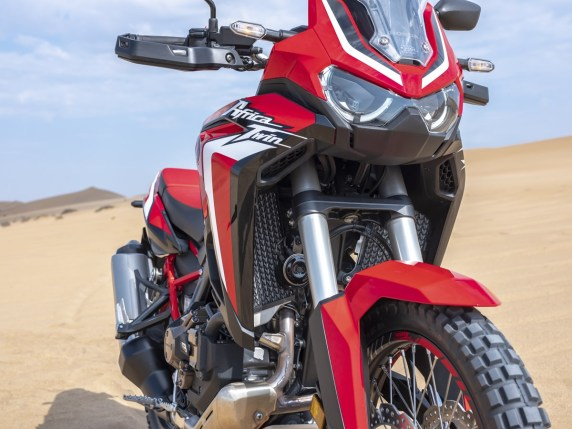 20YM Africa Twin Radiator