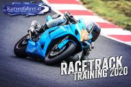 Kurvenfahrer Racetrack Training